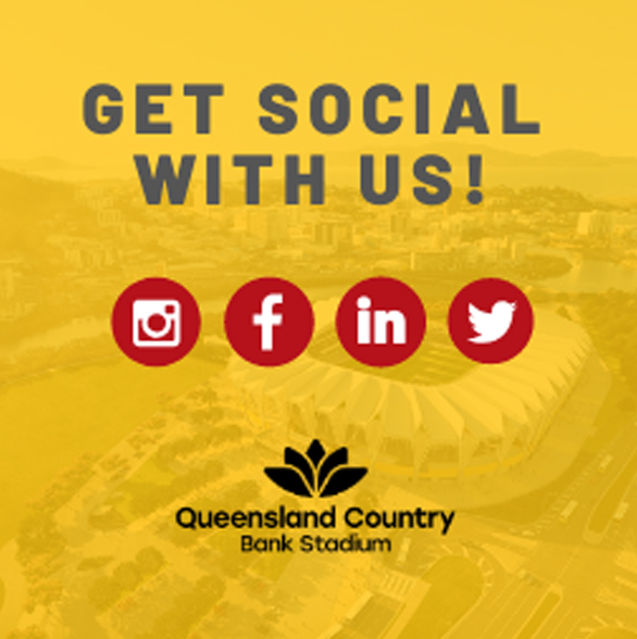 Queensland Country Bank Stadium Social